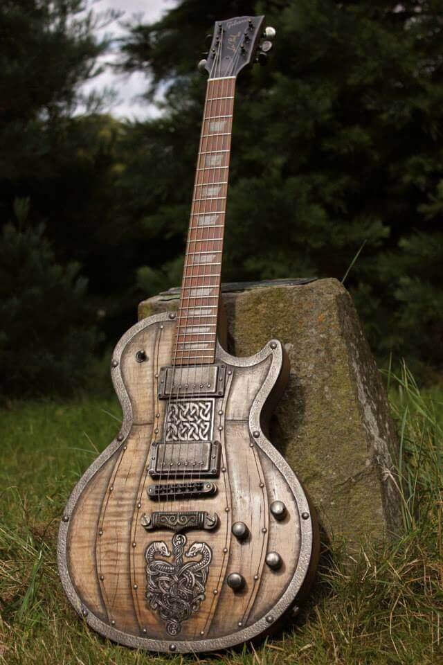Gibson Les Paul Vikinga