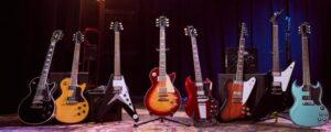 "Nuevas Epiphone ""Colección inspirada por Gibson"" con clavijero Kalamazoo"