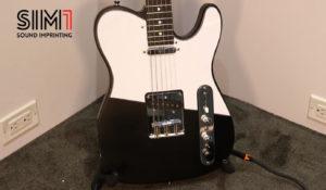SIM 1 Guitar, guitarra inteligente