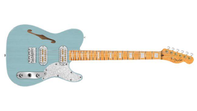 Fender Tele Mágico