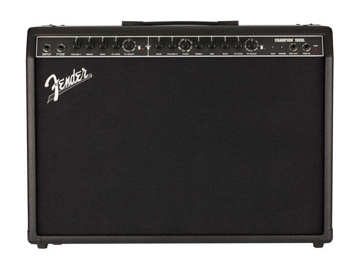 Fender 100XL, einer der besten digitalen Verstärker.