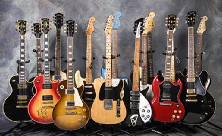 Historia de la guitarra: desde la guitarra clásica hasta la guitarra eléctrica