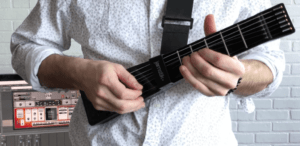 Jamstik, ideal para practicar solo