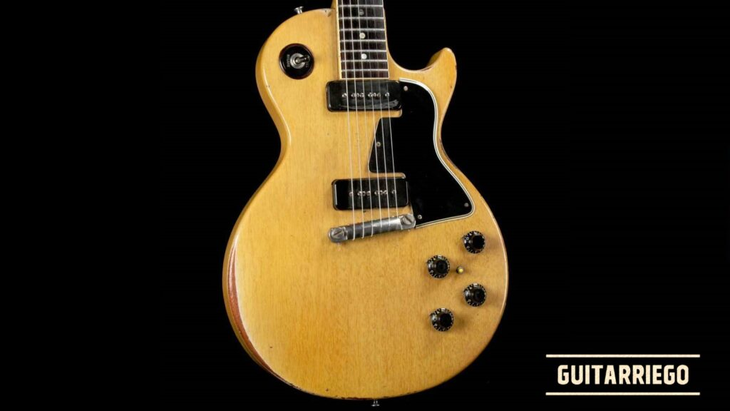 Gibson Les Paul TV Special 1955 -TV Yellow-