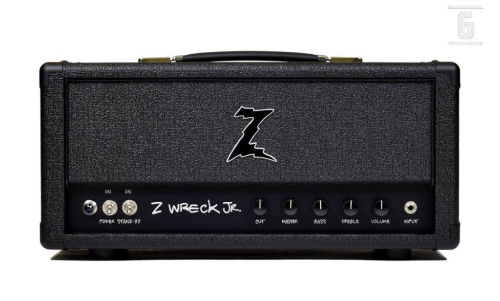 Dr. Z Wreck Jr. cabezal