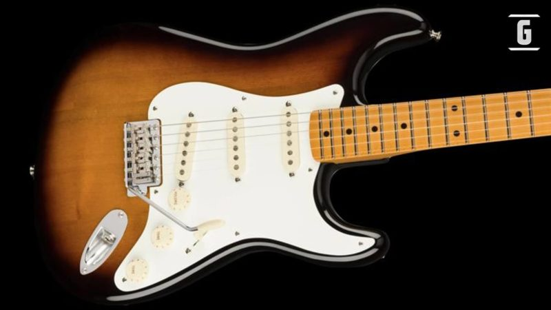 Fender replica la icónica Stratocaster 1954 'Virginia' de Eric Johnson