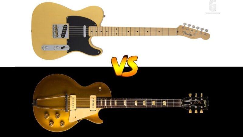 Les Paul: «Si no haces algo Fender dominará el mundo»