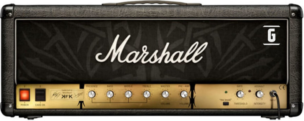 Marshall JCM800 2203KK Kerry King Signature Softube