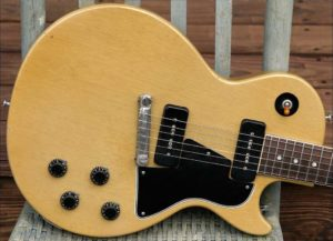 Gibson Les Paul TV Special -TV Yellow-