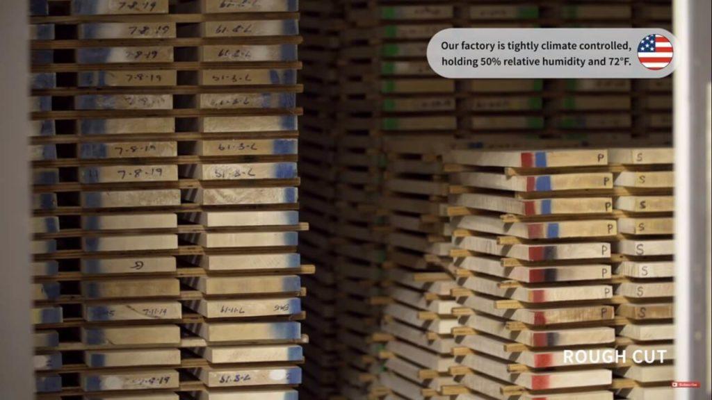 Secado de madera. Recorrida en fábrica de PRS