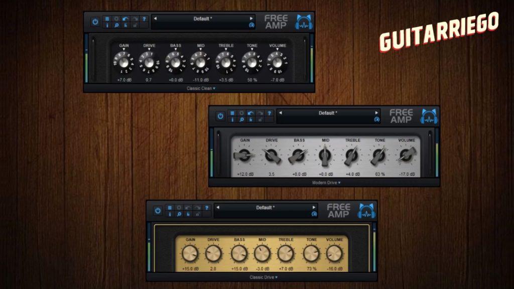 Blue Cat Audio Simuladores de Amplificadores Gratuitos