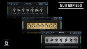 Blue Cat Audio3 Simuladores de Amplificadores Gratuitos