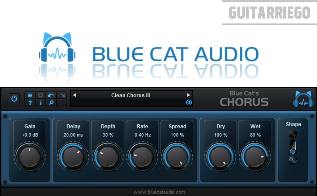 Blue Cat Audio Vintage Chorus