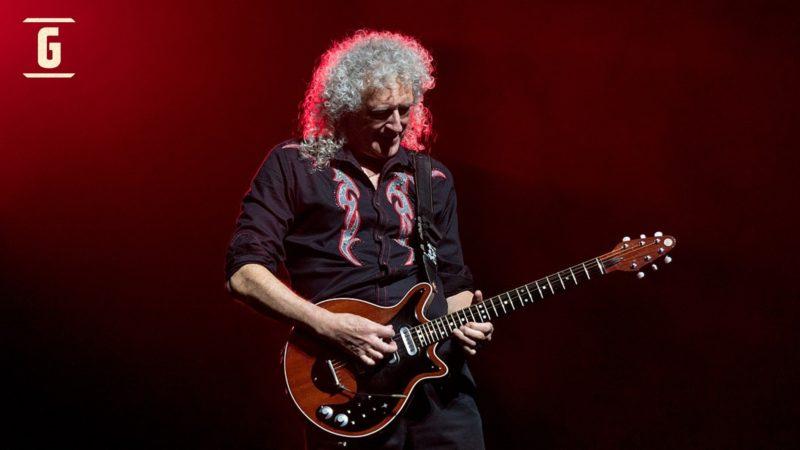 Red Special: historia y características de la guitarra de Brian May