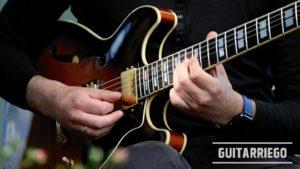 Escalas de Guitarra para principiantes