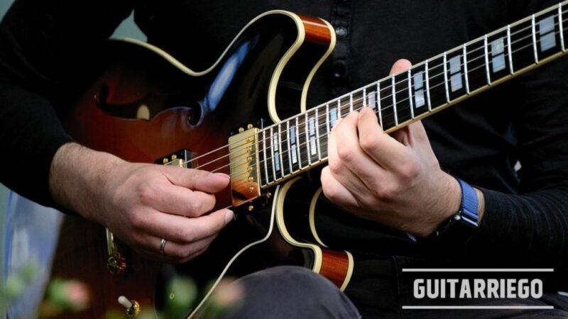 Escalas de guitarra para principiantes: fácil y rápido de aprender