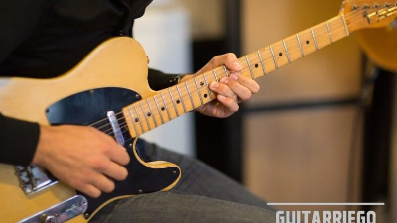 Escala pentatónica para principiantes: fácil de aprender a tocar guitarra
