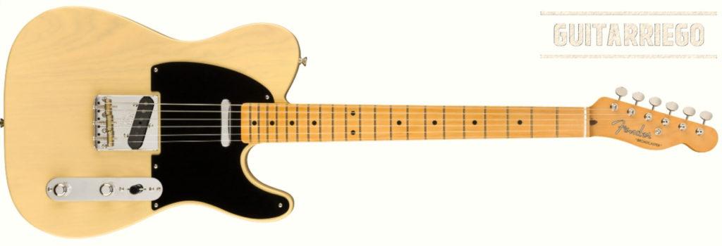 Nueva Fender Broadcaster 70th Anniversary