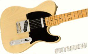 Fender Broadcaster 70th Anniversary