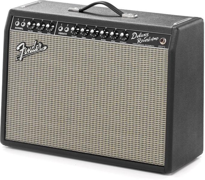 Fender Deluxe Reverb, una de las opciones del Yamaha THR10C