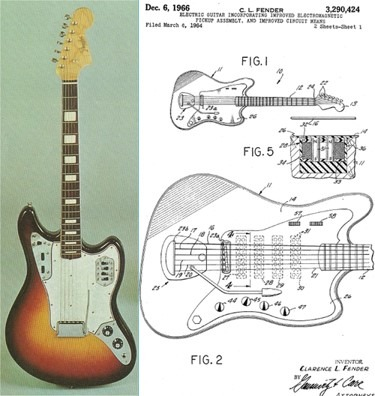 Fender Marauder Type I version.