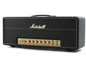 Marshall 1959 SLP Plexi, una de las opciones del Yamaha THR10
