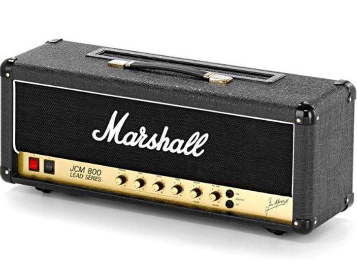 Marshall JCM800, una de las opciones del Yamaha THR10