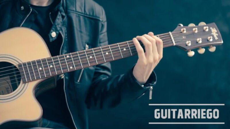 Notas de la guitarra: ubicación de notas musicales en el diapasón