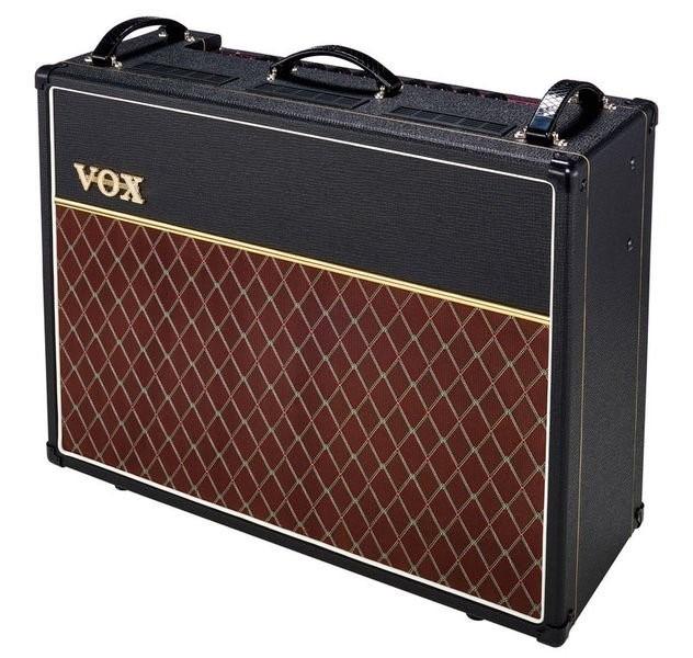 Vox AC30, una de las opciones del Yamaha THR10