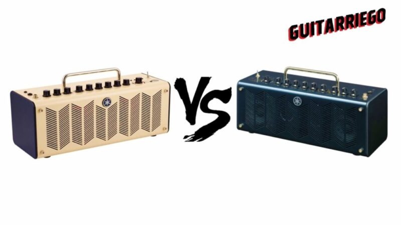 Yamaha THR10 vs THR10C: Comparativa y opiniones