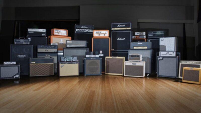 역사상 가장 상징적인 클래식 기타 앰프 16개