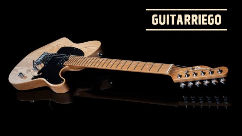 Charvel lanza la Pro-Mod So-Cal Style 2, una maquina de Rock
