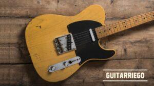Fender elimina el Fresno, solo modelos como Broadcaster lo mantendrán