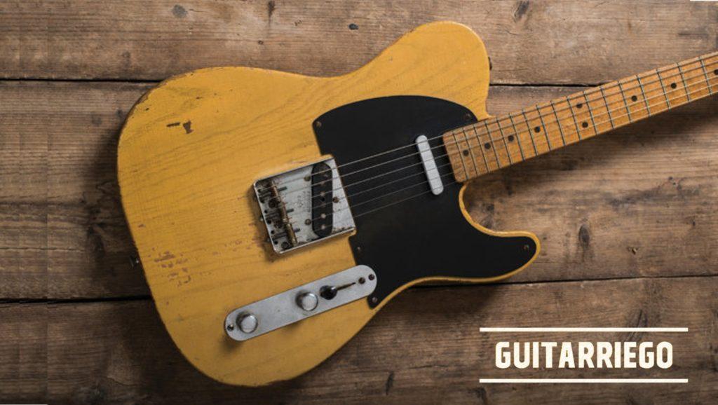 Fender rimuove il Fresno, solo i modelli come Broadcaster lo manterranno