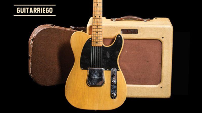 Fender está probando diseños de cuerpos chambered y weight relief