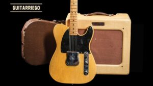 Fender Esquire de Swamp Ash -Fresno del Pantano-
