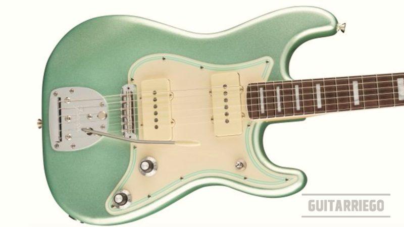 Fender lanza la nueva Jazz Stratocaster de la Serie Parallel Universe II