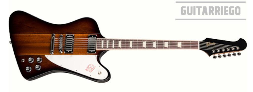 Gibson Firebird, modelo lanzado en la presidencia de Ted McCarty