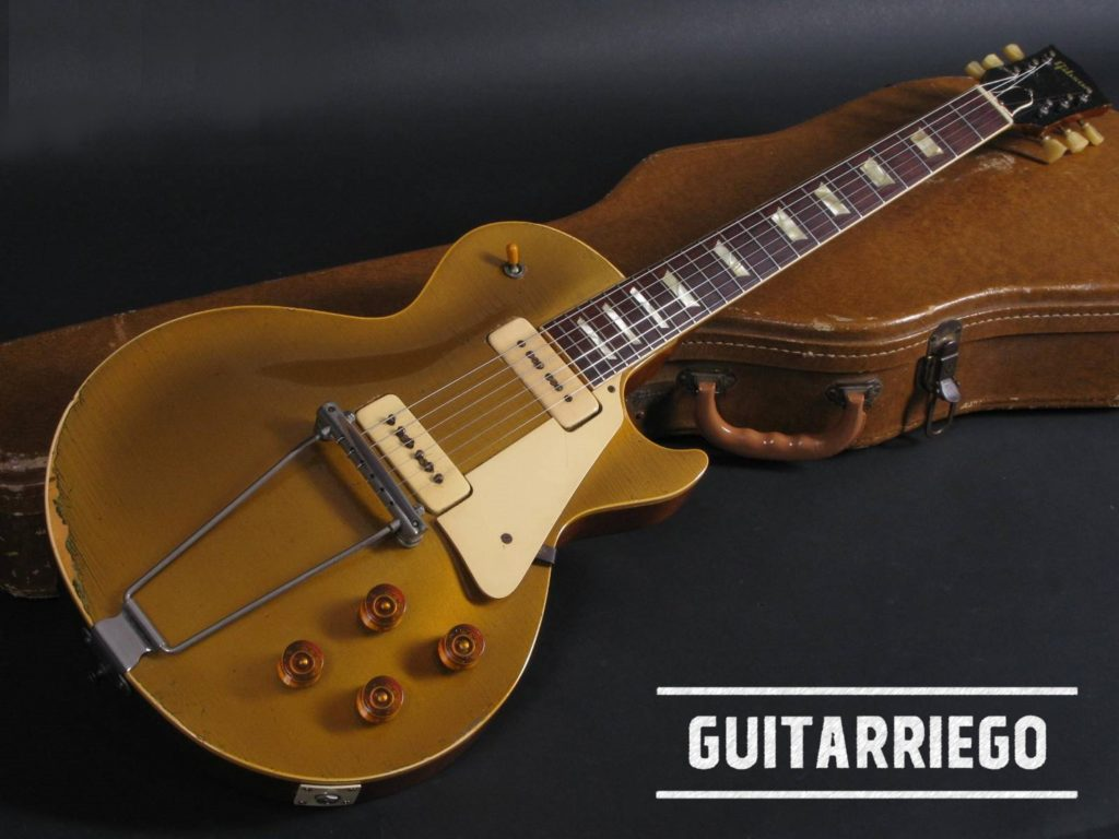 Gibson Les Paul Gold Top 1952