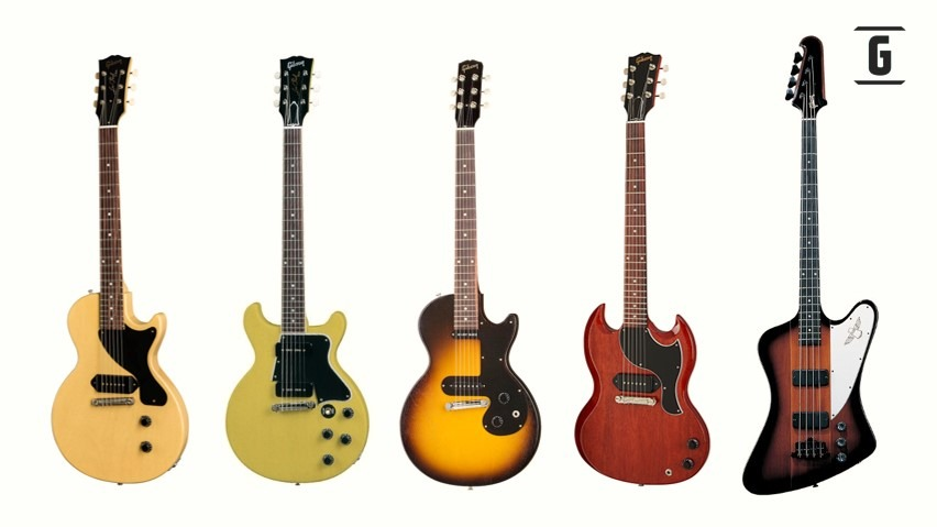 Gibson Les Paul Junior, Special, Melody Maker, SG Junior, Thunderbird. Otros lanzamientos de la Era McCarty.