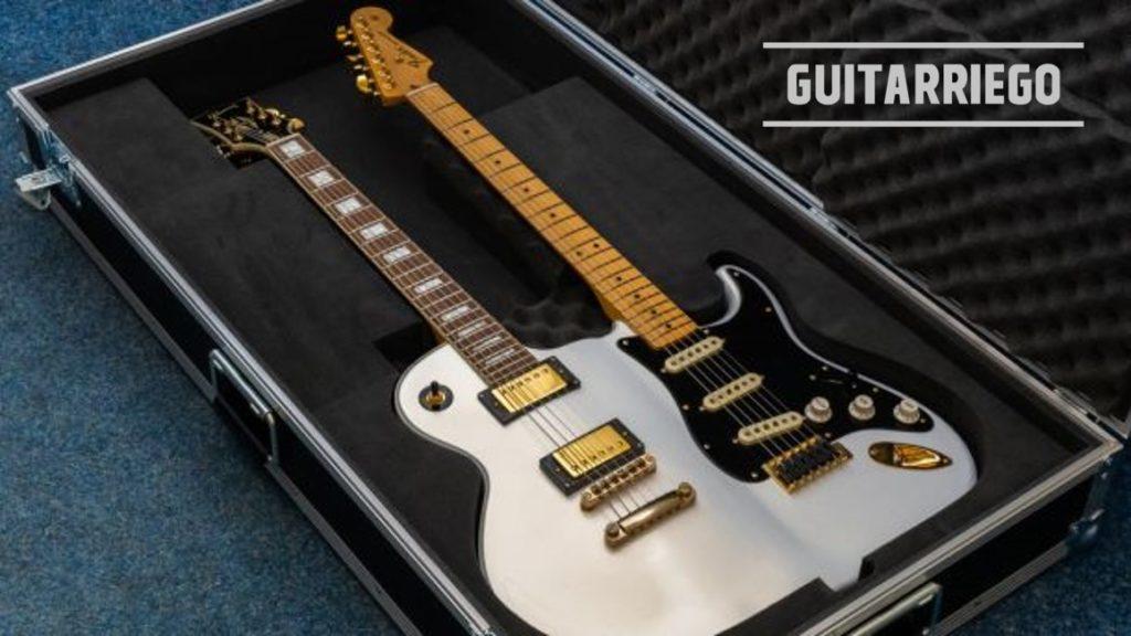 Les-o-caster: mitad Les Paul, mitad Stratocaster, ¿la guitarra perfecta?