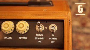 Llave de Standby en amplificadores valvulares