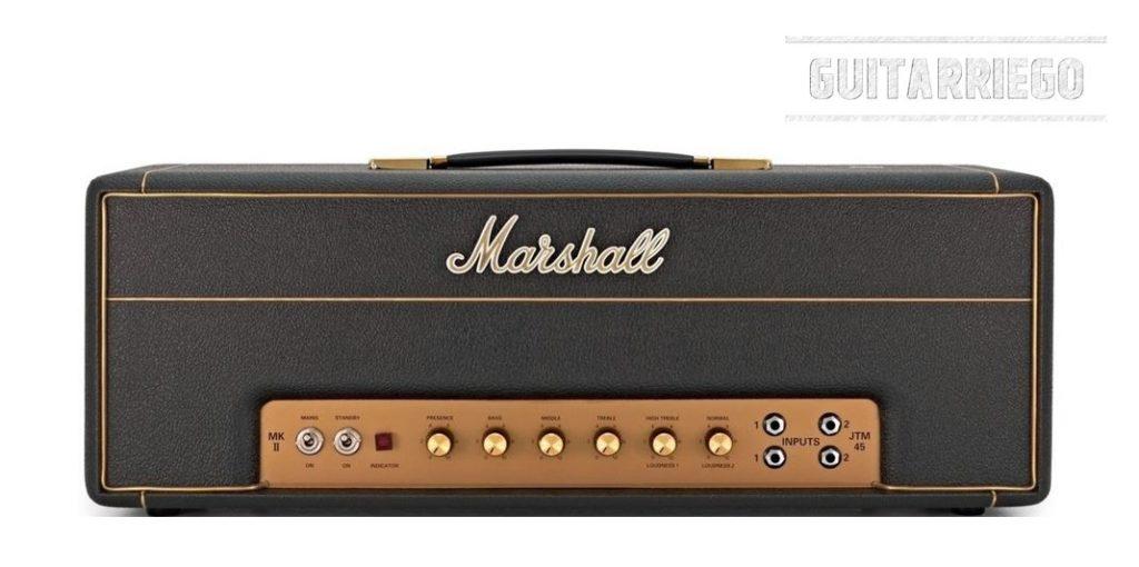Marshall JTM45 Classic Amp