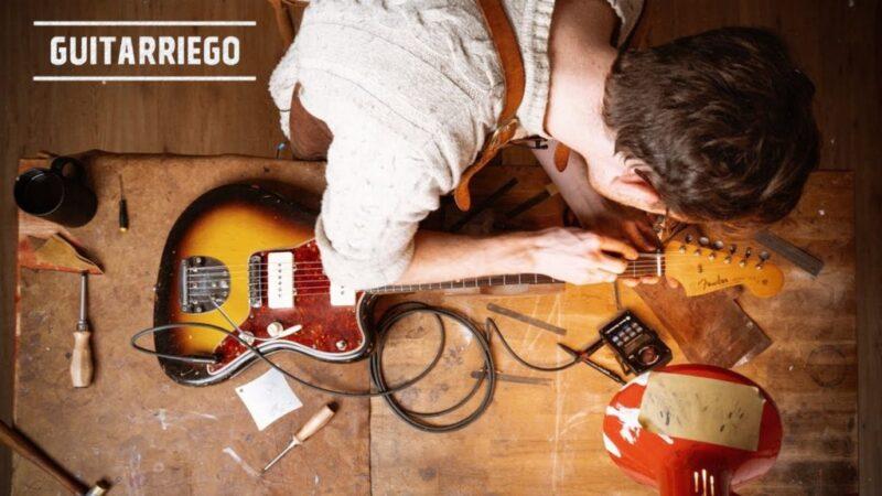 Los mejores consejos para mejorar una guitarra eléctrica barata