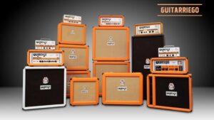 Amplificadores Orange Amps cabezales y gabinetes