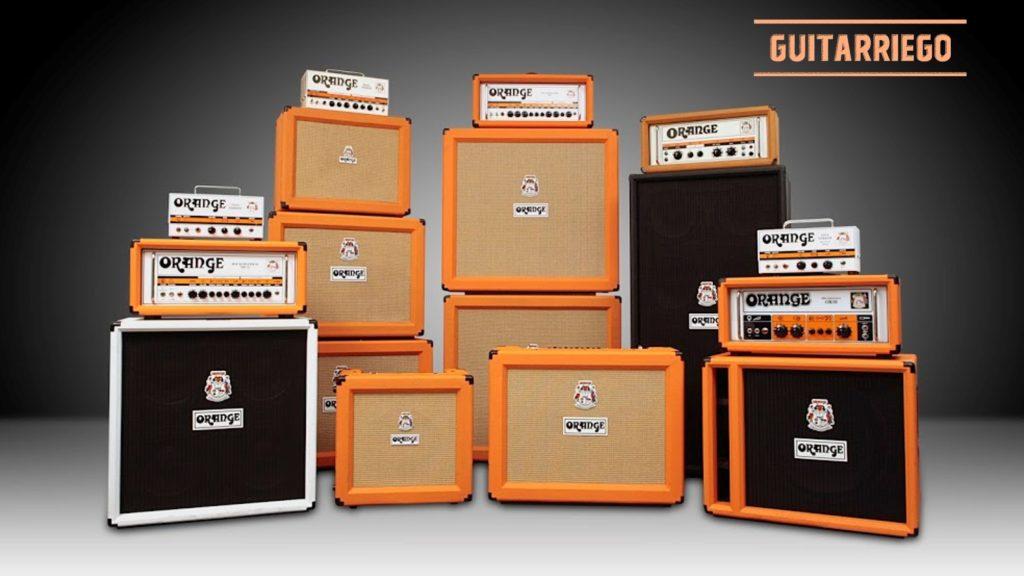 Amplificadores Orange, ¿el cuarto grande?