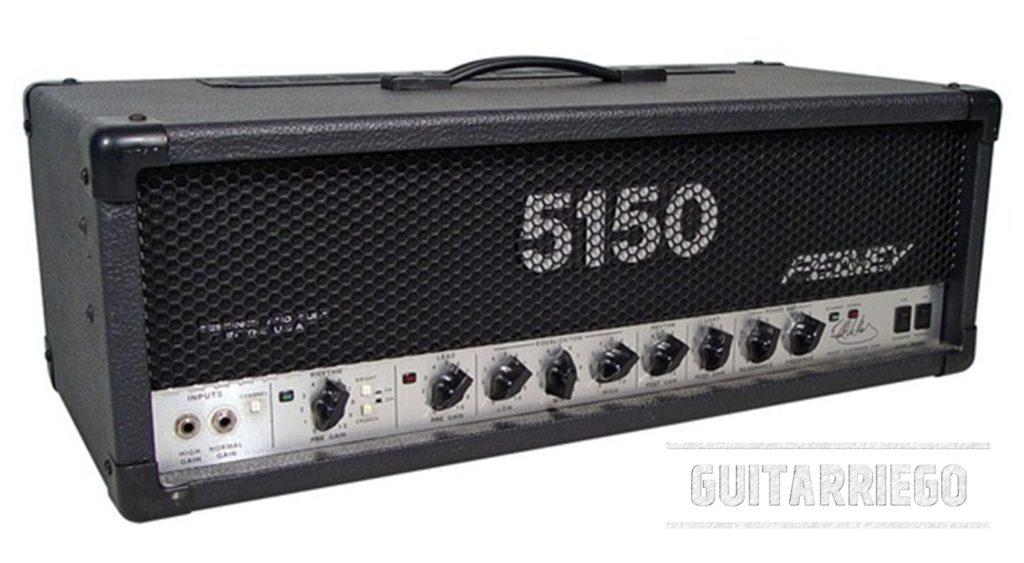 Peavey 5150, Eddie Van Halen과의 콜라보레이션