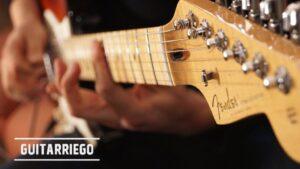 Trucos para mejorar tono como guitarristas