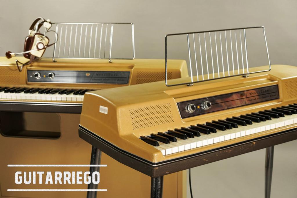 Pianos electrónicos Wurlitzer 200 y 206