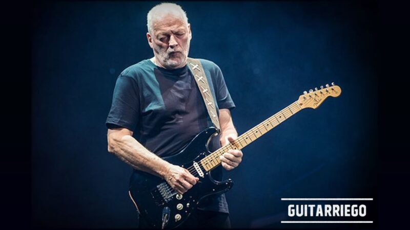 David Gilmour's Black Strat, and its incredible story
